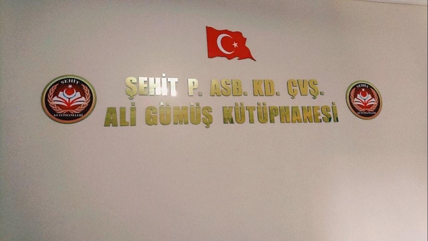 Şehit P.Asb.Kd.Çvş. Ali GÜMÜŞ