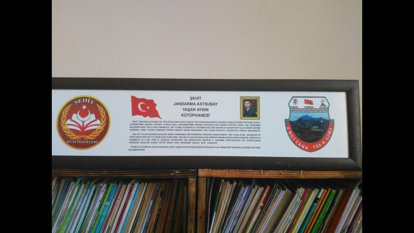 Şehit J.Astsubay Yaşar AYDIN