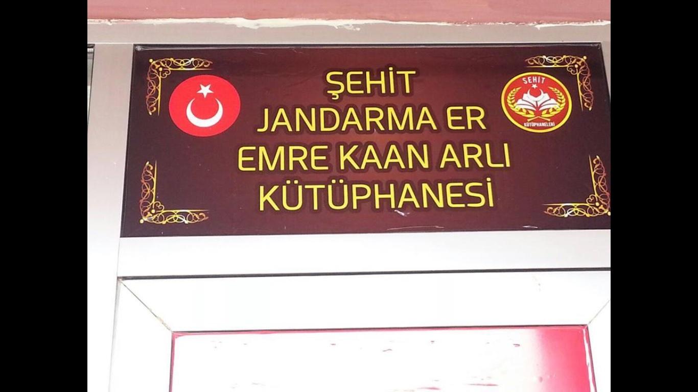 Şehit Jandarma Er Emre Kaan ARLI