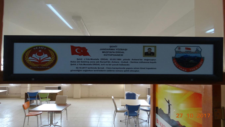 Şehit J. Yüzbaşı Mustafa ERDAL