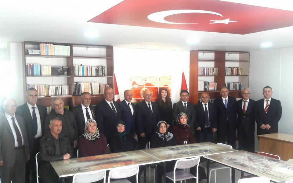 Sinop Şehitleri Kütüphanesi