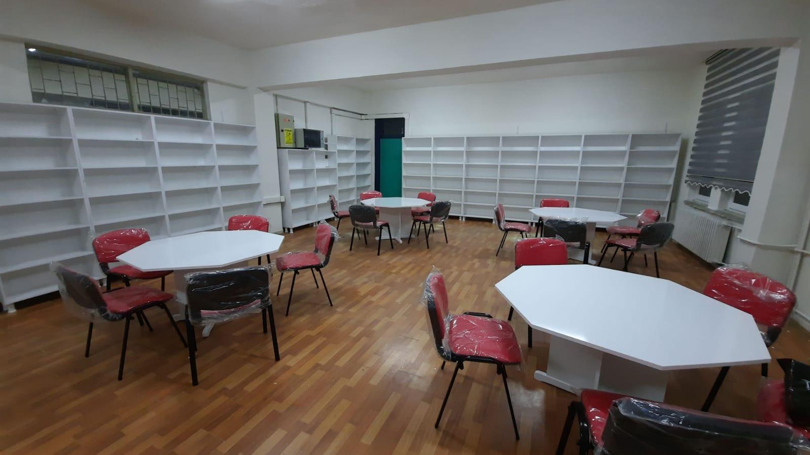 Şehit Uzman Onbaşı Ali GENÇ Kütüphanesi